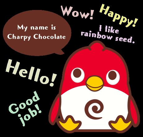 チャーピーと英会話